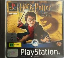 Harry Potter And The Chamber Of Secrets PS1 Playstation 1 (FAST & FREE SHIPPING)
