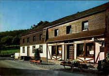 "Oberhausen ""Pannekoekenhuis"" Burg Neuland color Postkarte Ansichtskarte ungel."