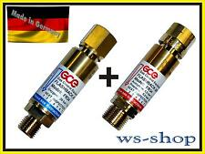 4x4; 11//11 TUBO gemello AutoGen-TUBO FLESSIBILE GAS Ace; ACETILENE OSSIGENO 5 M