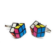 Rompecabezas Cubo Mancuernas + bolsa De Regalo Cubo De Rubiks