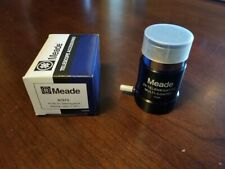 """Meade 07273 1.25"""" Model 126 2x Shorty Telescope Barlow - Excellent with Box"""