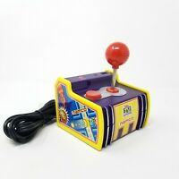 JAKKS Namco Pac-Man 5 in 1 Plug and Play TV Video Game System 2003 Fully Tested