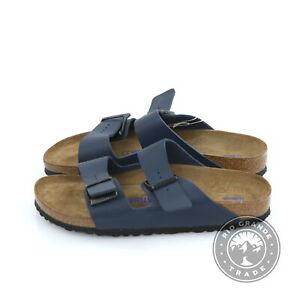 NEW Birkenstock Arizona Sandals in Navy - 11-11.5 2A(N) US W / 9-9.5 D(M) US M