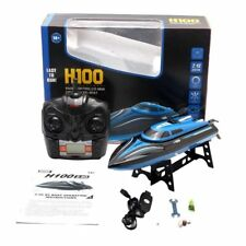 H100 2.4GHz RC High Speed Racing Boat Radio Controlled Electric Model Ship