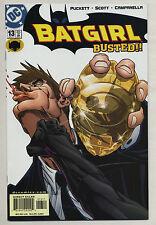 Batgirl #13 2001 Kelly Puckett Damion Scott DC Comics v