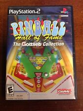 Pinball Hall of Fame Collection PlayStation 2 2004 ElectronicsRecyced.com