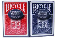 CARTE DA GIOCO BICYCLE THISTLE BACK,poker size