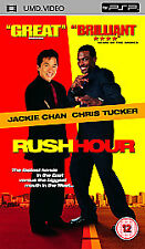 Rush Hour DVD (2005) Jackie Chan - Brand New - Fast Shipping.