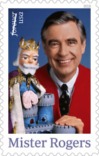 5275 Mister Rogers US Postage Single MNH (Free Shipping)