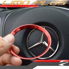 Steering Wheel Center Horn Ring for Mercedes Benz A B C E CLA GLC GLE pz60