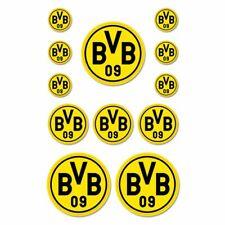 Borussia Dortmund BVB Aufkleber 21cm groß Sticker Logo Bundesliga Fussball #2522