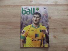 Norwich v Yeovil  League 1  06/03/10