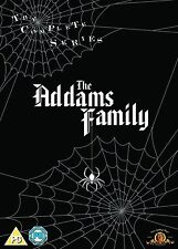 ADAMS FAMILY TV Series DVD Complete Series Collection Boxset 69 Episodes ADDAMS