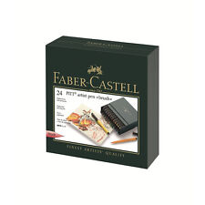 Faber-Castell Pens & Markers for Artists