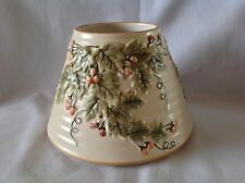 """Yankee Candle Large Shade Topper Ivy Berry 4.5"""" x 6.5"""""""