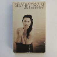 Shania Twain You're Still The One (Cassette)