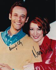 Alexander Siddig, Nana Vistor, Star Trek, Autographed 8x10 Photograph