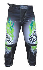 Wulfsport Green Kids (ALL SIZES) Motocross Pants Trousers Youth Child Quad Kx