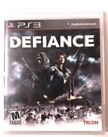 Defiance (Sony PlayStation 3, 2013) PS3 GAME Complete