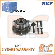 SKF FRONT WHEEL BEARING KIT SKODA VW AUDI SEAT OEM VKBA3643 3C0498621