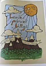 Bonnie Prince Billie Mini  Poster Reprint for  2010  Columbia SC 14X10