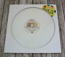 QUEEN A Night At The Opera Die Cut Sleeve French White Vinyl LP Promo Album