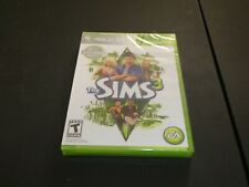 The Sims 3 (Microsoft Xbox 360, 2010) NEW