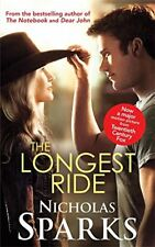 The Longest Ride, Sparks, Nicholas, Very Good condition, Book