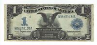 USA $1 1899 One Silver Dollar / Silver Certificate - Black Eagle - United States