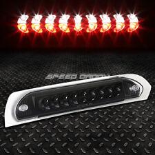 [2-ROW LED]FOR 02-09 RAM TRUCK THIRD 3RD TAIL BRAKE LIGHT STOP CARGO LAMP BLACK