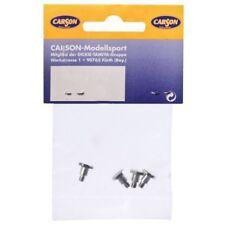 54923 Carson Modellsport Rc Pièces de Réchange (4 Pièces) pour Porte Fusée Cr