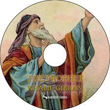 The Prophet - Unabridged MP3 CD Audiobook in paper sleeve