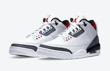 Air Jordan 3 Fire Red Denim CZ6431-100 Size 13 - New In Hand