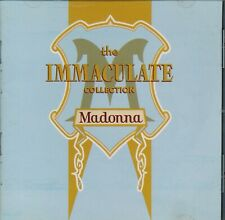 {Antique CD Shop}1990   MADONNA - THE IMMACULATE COLLECTION - CD - 0009