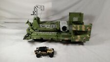 Vintage Matchbox 1998 US Army Armored Cruiser Military Vehicle & Command Base