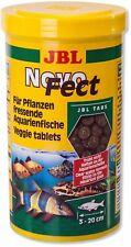 JBL Novofect 1000 ML Food Tablets For Herbivorous Aquarium Fish