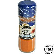 Paella Seasoning & Saffron 50g Jar , Paella Spice Mix & Saffron Original Spanish