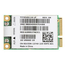 WWAN Wireless 3G Gobi2000 Mobile Broadband Network Card For Dell 5620 0GV33N