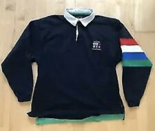 Ireland Rugby Championship Rugby Polo Shirt Mens Sz L. Designed By Club Tricot