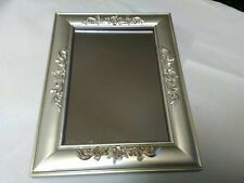 Contemporary Wall Hanging Table Stand Mirror ~ Nice Piece!