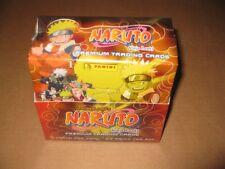 Naruto Ninja Ranks Trading Cards  Box