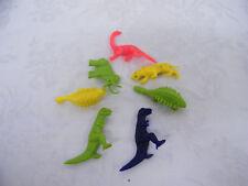 Vintage Marx Prehistoric Play Set Dinosaur, Variety-7