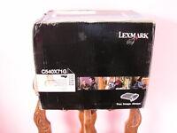 Lexmark Genuine C540X71G BLACK Image Kit for C540/543/544/X543/544