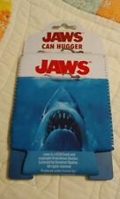 Jaws - Jaws Movie Poster Image Can Cooler Hugger Koozie Sleeve New! Free Ship!
