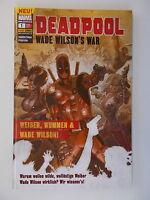Deadpool Sonderband 1 - Weiber, Wummen & Wade Wilson - Panini Comics / Z. 1