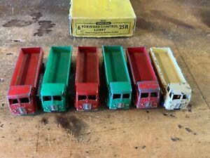 Dinky 6 Forward Control Lorry 25R trade box No 50023  Rare