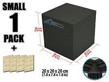 New 1 pc 20*20*20 cm (7.8*7.8*7.8 in) Studio Acoustic Corner Cube Bass Trap Foam