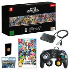 Super Smash Bros. Ultimate Limited Edition Nintendo Switch &