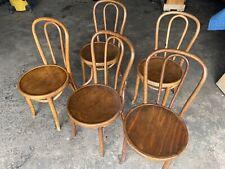 New listing J & J Kohn & Mundus Bentwood Chairs 5pc set