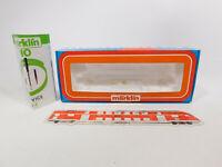 CO231-0,5 # Märklin H0 Cartone Vuoto Con Service-Heft Per 3106 Locomotiva Tender